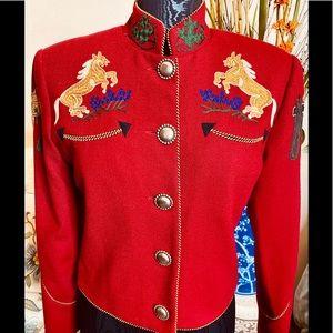 Vintage (circa 90's) Western jacket